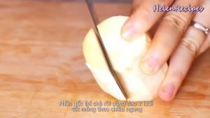 Đam Mê Ẩm Thực Phần-gốc-thì-chẻ-rồi-dùng-dao-2-lưỡi-cắt-mỏng-theo-chiều-ngang2