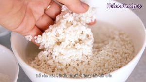 Đam Mê Ẩm Thực Sau-1-giờ-để-ráo-xóc-với-chút-muối-và-đồhông-xôi-chín-hoặc-nấu-chín-trong-nồi-cơm-điện-với-12-bát-nước