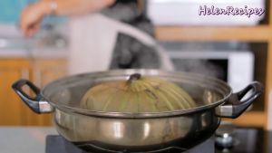 Đam Mê Ẩm Thực Sau-10-phút-cho-gói-Sen-ra-đĩa-và-hoàn-thành