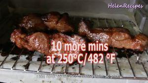 Đam Mê Ẩm Thực Sau-15-phút-Quết-nước-ướp-thêm-1-lần-nữa-và-nướng-ở-nhiệt-độ-250C-trong-10-phút