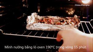 Đam Mê Ẩm Thực Sau-2-giờ-lấy-thịt-ra-khay-lót-sẵn-giấy-bạc-và-nướng-trong-15-phút-ở-nhiệt-độ-190C-hoặc-nướng-nhỏ-lửa-trên-than-hoa-hoặc-chiên-trên-chảo4