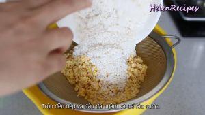 Đam Mê Ẩm Thực Sau-4-tiếng-trộn-đều-gạo-nếp-và-đậu-xanh-đã-ngâm-và-để-ráo-nước2