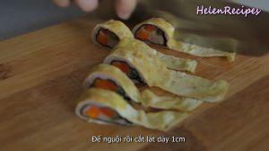Đam Mê Ẩm Thực Sau-khi-chín-đều-cho-ra-đĩa-để-nguội-rồi-cắt-lát-dày-1cm