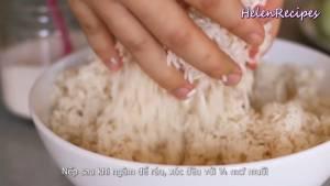 Đam Mê Ẩm Thực Sau-khi-ngâm-và-đã-để-ráo-nước-xóc-đều-gạo-nếp-với-14-tsp-Muối2