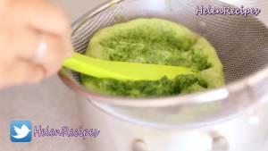 Đam Mê Ẩm Thực Sau-khi-xay-nhuyễn-lọc-qua-rây-và-lấy-phần-nước-xanh2