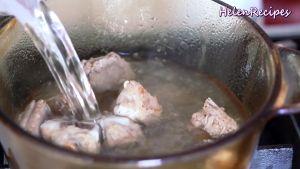 Đam Mê Ẩm Thực Thêm-3-cup-Nước.-Đun-sôi-và-hầm-sườn-trong-15-phút