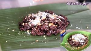 Đam Mê Ẩm Thực Thêm-muối-vừng-dừa-nạo-sợi-và-hoàn-thành2