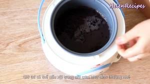Đam Mê Ẩm Thực Thêm-nước-ninh-đậu-đen-vào-chỉ-ngang-mức-mặt-gạo-nếp-khoảng-34-cup-nước-đậu-đen-12-tsp-Muối.-Trộn-đều-và-nấu-chín3