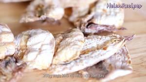 Đam Mê Ẩm Thực 200g-Mực-khô-cỡ-nửa-bàn-tay-kẹp-trong-vỉ-và-nướng-trên-bếp-ga-hoặc-cồn
