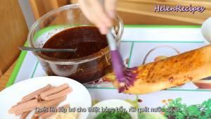 Đam Mê Ẩm Thực Bánh-mì-được-cán-dẹt-và-quết-bơ-sốt-Ớt3-dammeamthuc.com_