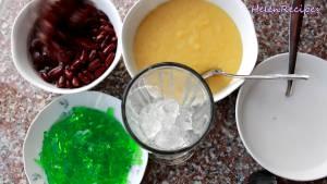 Đam Mê Ẩm Thực Cho-đá-viên-Đậu-đỏ-Đậu-xanh-Thạch-và-Nước-cốt-Dừa-dammeamthuc.com_