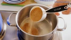 Đam Mê Ẩm Thực Cho-12-cup-Đường-trắng-12-cup-Đường-nâu-1-cup-Nước-dammeamthuc.com_