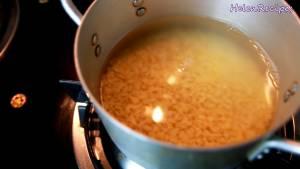 Đam Mê Ẩm Thực Cho-12-cup-Đậu-xanh-đãi-sạch-và-ngâm-nước-trong-30-phút-cho-nở-dammeamthuc.com_
