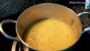 Đam Mê Ẩm Thực Cho-12-cup-Đậu-xanh-đãi-sạch-và-ngâm-nước-trong-30-phút-cho-nở2-dammeamthuc.com_