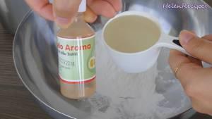 Đam Mê Ẩm Thực Cho-12-cup-Bột-nếp-chín-Bột-bánh-in-dẻo-12-cup-Nước-đường-ở-bước-34-dammeamthuc.com_