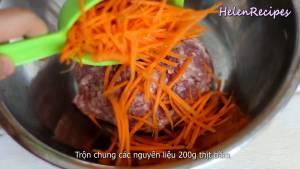 Đam Mê Ẩm Thực Cho-200g-Thịt-heo-băm-12-cup-Cà-rốt-bào-sợi2-dammeamthuc.com_