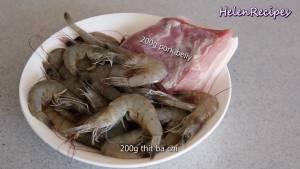 Đam Mê Ẩm Thực Cho-200g-Thịt-heo-ba-chỉ-Hoặc-Ức-gà-vào-nồi-nước-sôi-luộc-chín-với-1-tsp-Muối-1-củ-Hành-tím-đập-dập-trong-20-35-phút-tùy-độ-dày-của-miếng-thịt