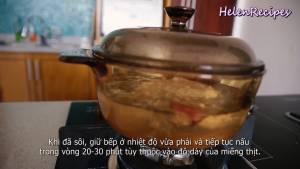 Đam Mê Ẩm Thực Cho-200g-Thịt-heo-ba-chỉ-Hoặc-Ức-gà-vào-nồi-nước-sôi-luộc-chín-với-1-tsp-Muối-1-củ-Hành-tím-đập-dập-trong-20-35-phút-tùy-độ-dày-của-miếng-thịt3