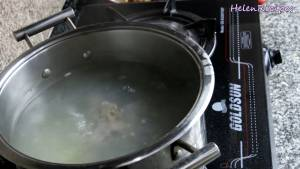 Đam Mê Ẩm Thực Cho-500g-Gan-bò-vào-nồi-và-luộc-trong-15-phút2