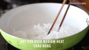 Đam Mê Ẩm Thực Cho-50g-Dừa-bào-sợi-vào-chảo-nóng-và-đảo-đều-dammeamthuc.com_