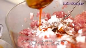 Đam Mê Ẩm Thực Cho-600g-Thịt-heo-băm-2-tbsp-Nước-mắm-1-tsp-Bột-nêm-12-tsp-Muối7