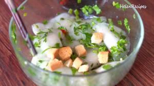 Đam Mê Ẩm Thực Cho-Bánh-Bột-lọc-ra-bát-thêm-Mỡ-hành-và-xóc-đều3-dammeamthuc.com_