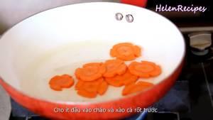 Đam Mê Ẩm Thực Cho-Cà-rốt-và-đảo-đều