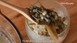 Đam Mê Ẩm Thực Cho-chè-ra-bát-thêm-Nước-cốt-dừa-Đá-viên-tùy-thích-dammeamthuc.com_