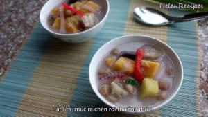 Đam Mê Ẩm Thực Cho-chè-ra-bát-và-hoàn-thành2-dammeamthuc.com_