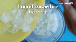 Đam Mê Ẩm Thực Cho-hỗn-hợp-Nước-chanh-1-cup-Đá-viên-vào-máy-và-xay-nhuyễn2-dammeamthuc.com_