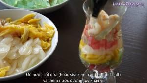 Đam Mê Ẩm Thực Cho-lần-lượt-các-loại-Hoa-quả-Thạch-Hạt-lựu-Nước-cốt-dừa-Nước-đường-tùy-thích-và-Đá-xay2-dammeamthuc.com_