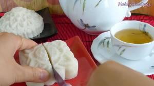 Cho-ra-đĩa-dùng-với-bánh-Đậu-xanh-và-một-ấm-trà-mạn2-dammeamthuc.com_