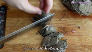 Đam Mê Ẩm Thực Gan-bò-thái-thành-miếng-vừa-ăn