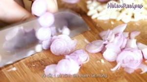 Đam Mê Ẩm Thực Loại-bỏ-vỏ-4-củ-Hành-tím-và-cắt-lát-mỏng-dammeamthuc.com_