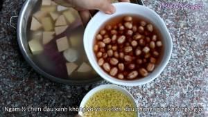 Đam Mê Ẩm Thực Ngâm-Đậu-xanh-và-Lạc-đậu-phộng-trong-nước-1-tiếng2-dammeamthuc.com_