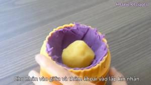 Đam Mê Ẩm Thực Phết-khoai-phủ-kín-đều-mặt-khuôn-cho-nhân-Đậu-Xanh-vào-giữa2-dammeamthuc.com_