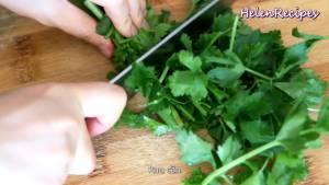 Đam Mê Ẩm Thực Rau-cần-rửa-sạch-và-cắt-đoạn