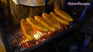 Đam Mê Ẩm Thực Sau-đó-nướng-trên-than-hoa-bếp-hoặc-trong-lò-nướng-ở-200C-trong-3-5-phút-cho-đến-khi-bánh-mì-giòn2-dammeamthuc.com_
