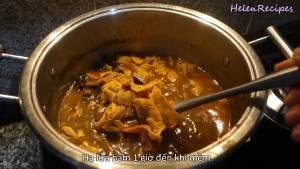 Đam Mê Ẩm Thực Sau-1-tiếng-thêm-1-cup-Nước-cốt-dừa-và-đảo-đều-nêm-nếm-lại-cho-vừa-khậu-vị-rồi-tắt-bếp