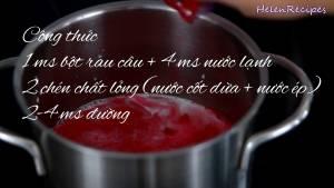 Đam Mê Ẩm Thực Sau-15-phút-cho-hỗn-hợp-Bột-rau-câu-1-cup-Nước-ép-trái-cây-tùy-thích-màu-sắc-dammeamthuc.com_