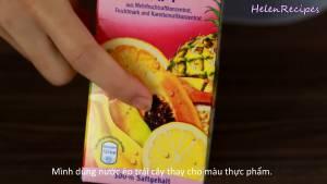 Đam Mê Ẩm Thực Sau-15-phút-cho-hỗn-hợp-Bột-rau-câu-1-cup-Nước-ép-trái-cây-tùy-thích-màu-sắc7-dammeamthuc.com_