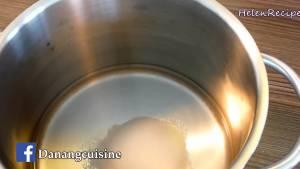 Đam Mê Ẩm Thực Sau-15-phút-cho-hỗn-hợp-Bột-rau-câu-2-cup-Nước-cốt-dừa-Vài-giọt-Tinh-dầu-lá-dứa-dammeamthuc.com_
