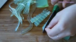 Đam Mê Ẩm Thực Sau-khi-đông-thái-Thạch-rau-câu-thành-từng-sợi-nhỏ2-dammeamthuc.com_