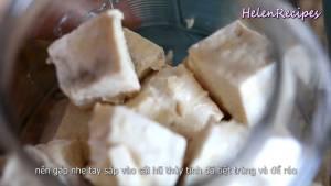 Đam Mê Ẩm Thực Sau-khi-đậu-đã-lên-men-nhẹ-nhàng-sắp-từng-miếng-Đậu-phụ-vào-lọ-thủy-tinh3-dammeamthuc.com_