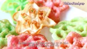 Đam Mê Ẩm Thực Sau-khi-rán-xong-vớt-bánh-ra-đĩa-thấm-dầu2-dammeamthuc.com_