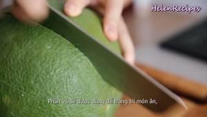Đam Mê Ẩm Thực Tách-rời-nhẹ-nhàng-phần-vỏ-bưởi-phần-vỏ-sẽ-được-dùng-để-trang-trí-món-ăn3