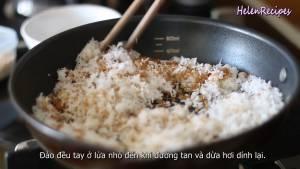Đam Mê Ẩm Thực Thêm-100g-Dừa-bào-nhỏ-50g-Đường-nâu-1-2-tbsp-Nước-lọc3-dammeamthuc.com_