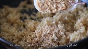 Đam Mê Ẩm Thực Thêm-Nhúm-Muối-14-cup-Đậu-Phộng-Lạc-và-Vừng-Mè-rang-dammeamthuc.com_