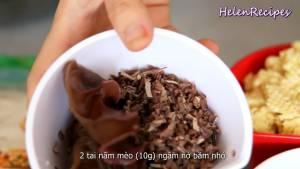 Đam Mê Ẩm Thực 10g-Mộc-nhĩ-ngâm-nước-ấm-trong-10-15-phút-dammeamthuc.com_