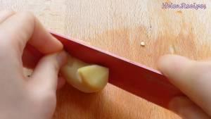 Đam Mê Ẩm Thực Cà-Rốt-Gừng-rửa-sạch-loại-bỏ-vỏ-cắt-lát-mỏng-rồi-thái-sợi3-dammeamthuc.com_